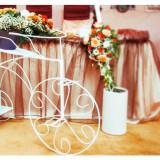 Tricicleta Suport Flori - Decoratiuni nunta
