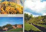 Carte postala CP HD039 Blidaru - Cetatea dacica  - necirculata