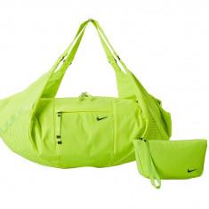 Geanta femei 393 Nike Nike Victory Gym Tote | Produs 100% original | Livrare cca 10 zile lucratoare | Aducem pe comanda orice produs din SUA - Geanta Dama Nike, Geanta sport, Verde