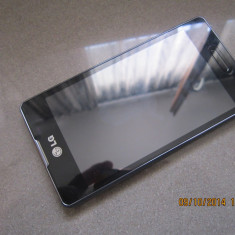 LG Optimus L5 II E460 - Telefon mobil LG Optimus L5 II, Gri, Neblocat, Single SIM