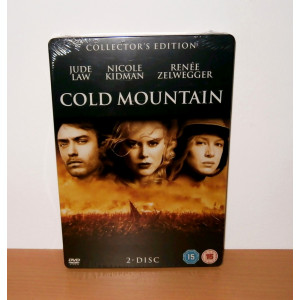 Film DVD - Cold Mountain - Collector's Edition ( STEELBOOK ) - de colectie