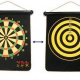 Joc Darts Magnetic mare cu suprafata dubla de joc