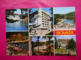 HOPCT 10840  ROMANIA  SOVATA         [ CIRCULATA  ]