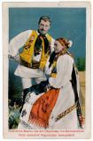 1516 - ETHNIC, Sibiu, Sasi - old postcard - used - 1937, Circulata, Printata