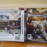 Armored Core: For Answer (PS3) (ALVio) + sute de alte jocuri ps3 ( VAND SCHIMB )