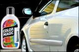 Polish Auto Profesional Alb + Stick Retus Vopsea Alba Turtle Wax Color Magic