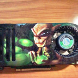 nVidia GeForce 8800 GTS-poit of View 640MB