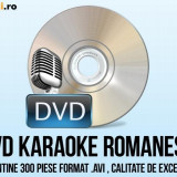 DVD KARAOKE ROMANESTI 300 PIESE