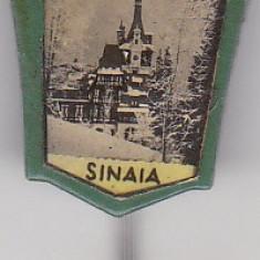 Insigna Sinaia