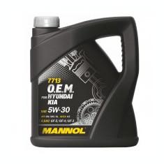 MANNOL O.E.M. Hyundai Kia SAE 5W-30, 4L - Ulei motor