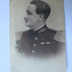 FOTO OFITER IN UNIFORMA DE PARADA/GALA DIN ANII 30 - Fotografie veche