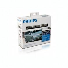 MODULE LEDURI 5 CELULE 12V (DRL) set 2 buc PHILIPS - Led auto