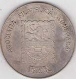 Medalia , Asociatia Filatelica Timisoara 1993 F.F.R