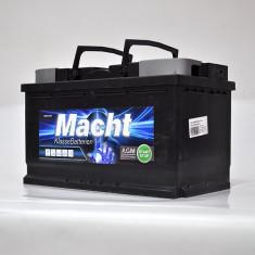 MACHT AGM 80Ah. (790A; 310x175x190) - Baterie auto