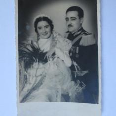 FOTO COLONEL GINERE IN UNIFORMA DE PARADA/GALA DIN 1936 - Fotografie veche
