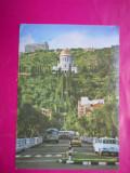 HOPCT 13025   ISRAEL  HAIFA -BULEVARDUL UNO ,SI HOTELUL DAN CARMEL      [ CIRCULATA
