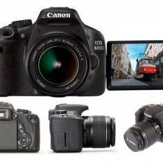 Canon 600d (Full) - Aparat Foto Canon EOS 600D, Kit (cu obiectiv)