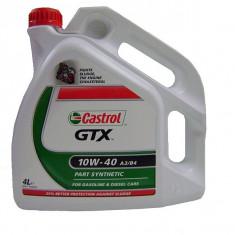 CASTROL GTX 10W-40- 4L - Ulei motor