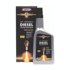 FORMULA GOLD DIESEL- TRATAMENT SISTEM DIESEL. 500ML - Spray antipatinare curea Auto