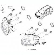 FAR STANGA DUSTER 4X2, Dacia, DUSTER - [2010 - 2013]