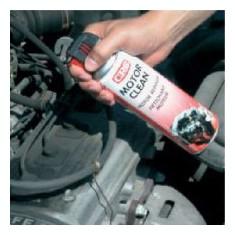 DEGRESANT PENTRU CURATAREA MOTORULUI. 500 ML - Spray antipatinare curea Auto