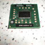 Procesor laptop AMD Athlon II M340 Socket S1 (S1g3) 2200 mhz dual core, 2000-2500 Mhz, Numar nuclee: 2