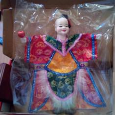 Marioneta pt colectie - Magnificent Pupets - Miniatura Figurina