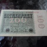 J. 100 milioane mark 1923