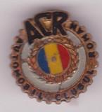 INSIGNA A.C.R. - AUTOMOBIL CLUBUL ROMAN