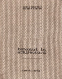 ANTON MOISESCU, ELEODOR SAFTOIU - BETONUL IN ARHITECTURA { 1964, 286 p. }, Alta editura