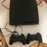 PlayStation 3 Sony + 2 controlere + 5 jocuri