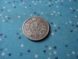 M. 1 franc 1876 Elvetia, nr 2, argint