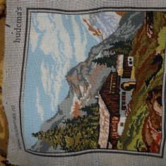 Peisaj de primavara - Goblen