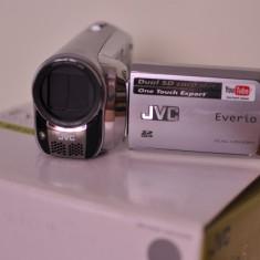 Camera video JVC GZ-MS120, 2-3 inch, CCD, 30-40x
