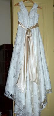 Rochie de mireasa tip A foto