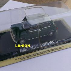 Macheta BMC Mini Cooper S - DeAgostini Masini de Legenda 64