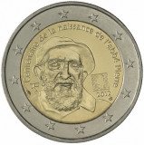 FRANTA 2 euro comemorativ 2012, UNC, Europa, Cupru-Nichel