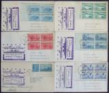 USA - 6 PLICURI CIRCULATE CU PACKEBOT - IM 093
