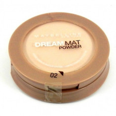 Pudră compactă Maybelline Dream Mate Powder - 02 Rose Ivory