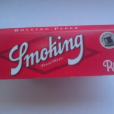 Foite pentru rulat tigari - smoking - Filtru tutun