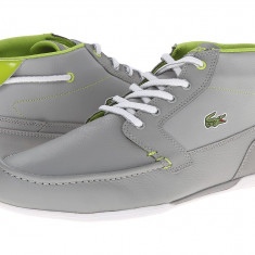 Pantofi sport barbati Lacoste Dreyfus Mid | 100% original | Livrare cca 10 zile lucratoare | Aducem pe comanda orice produs din SUA - Ghete barbati