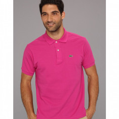 Barbati Lacoste Classic Pique Polo Shirt   100% original   Livrare cca 10 zile lucratoare   Aducem pe comanda orice produs din SUA - Bluza barbati