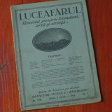 revista Luceafarul anul XIII / nr 7 Sibiiu 1 aprilie 1914 !!!