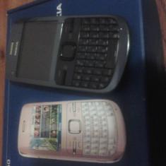 VAND NOKIA C3 - Telefon mobil Nokia C3, Negru, Neblocat