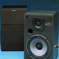 Boxe Sony SS-E31, Boxe podea, 41-80W