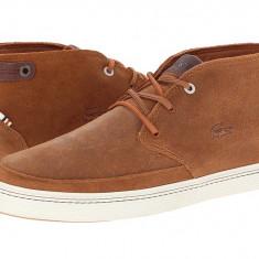 Pantofi sport barbati Lacoste Clavel 18 | 100% original | Livrare cca 10 zile lucratoare | Aducem pe comanda orice produs din SUA - Ghete barbati