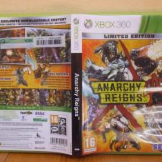 Anarchy Reigns: Limited Edition (Xbox 360) (ALVio) + sute de alte jocuri ( vand / schimb ) - Jocuri Xbox 360, Actiune, 16+