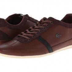 Pantofi sport barbati Lacoste Misano 31 | 100% original | Livrare cca 10 zile lucratoare | Aducem pe comanda orice produs din SUA - Adidasi barbati