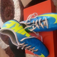Ghete nike mercurial original din germania - Ghete fotbal Nike, Marime: 38.5, Copii, Iarba: 1