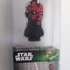 STICK USB FLASH DRIVE 2.0 HIGH SPEED ( DARTH MAUL 8 GB ), USB 2.0